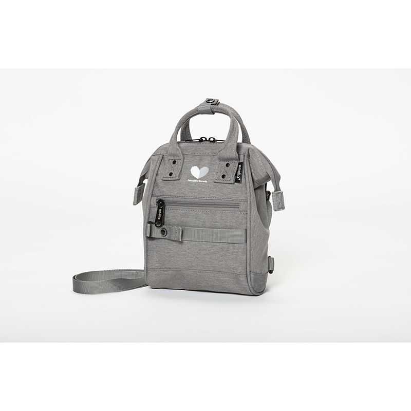 MUSIC FEST. SHOULDER BAG / Gray