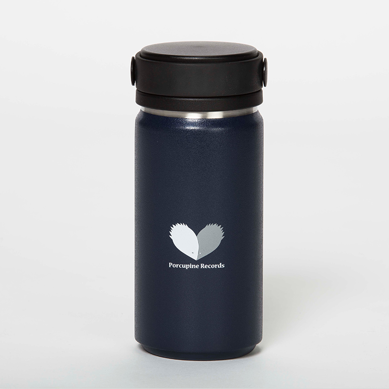 THERMO HANDLE BOTTLE  / Navy