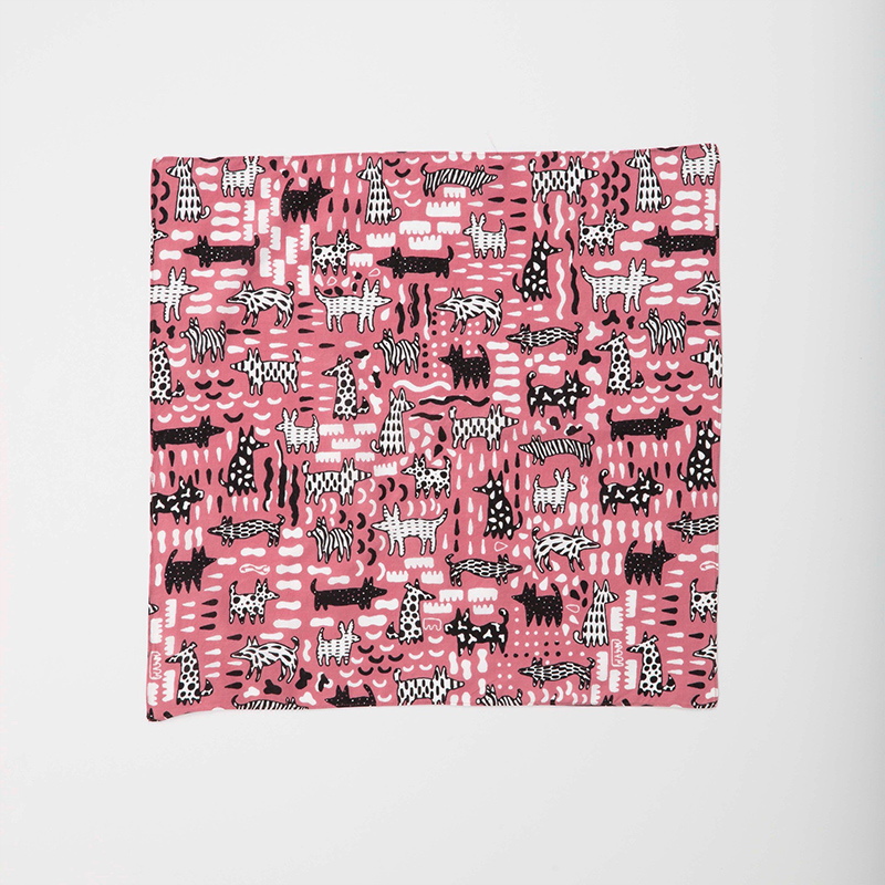 PATTERN BANDANA / Play Dog