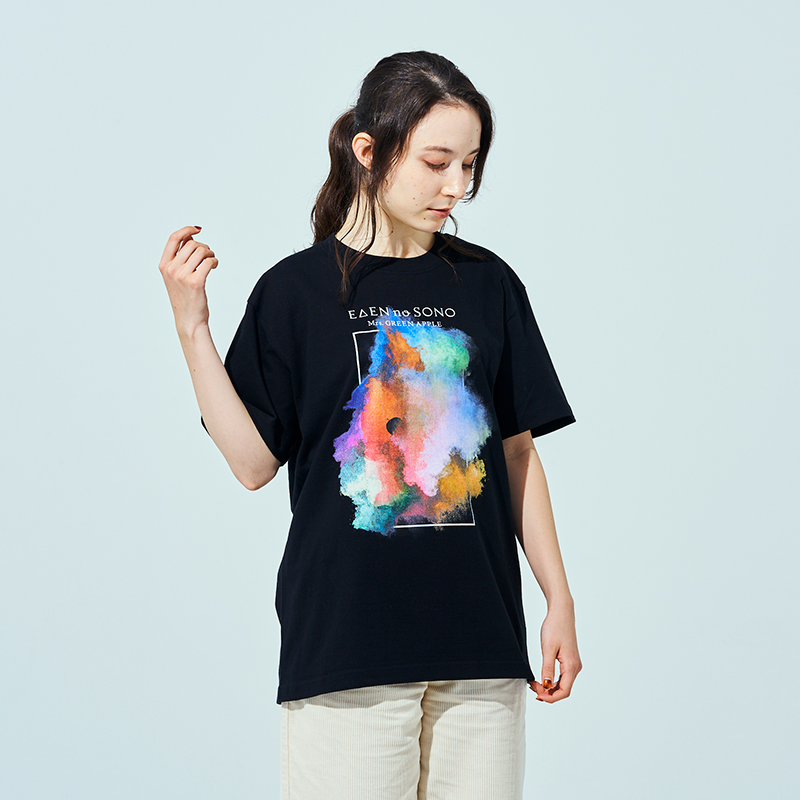 EDEN no SONO T-shirt/Black