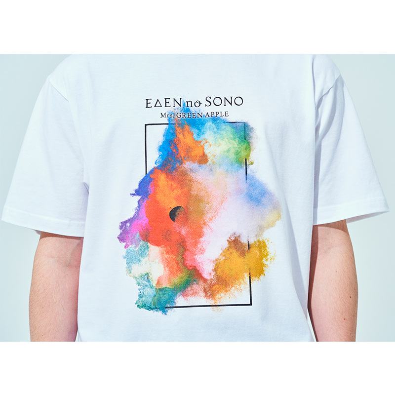 EDEN no SONO T-shirt/White