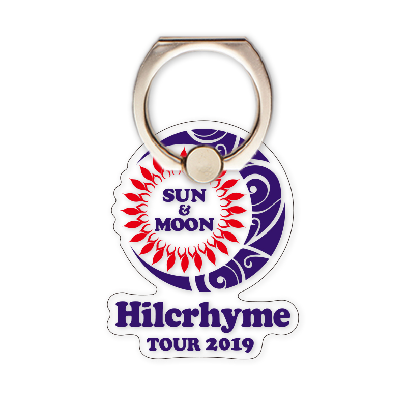 "Hilcrhyme TOUR 2019""SUN&MOON"" スマホリング"