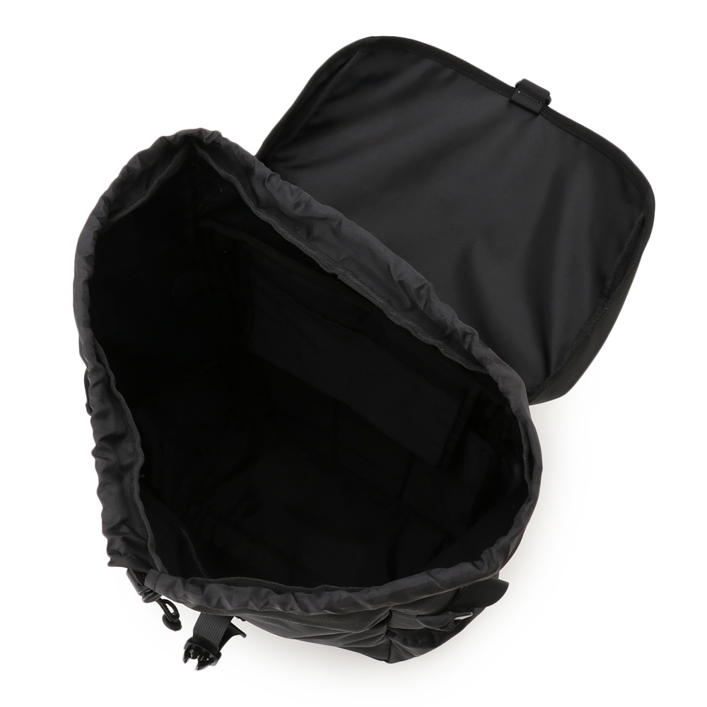 ML FLAP BACK PACK / Black