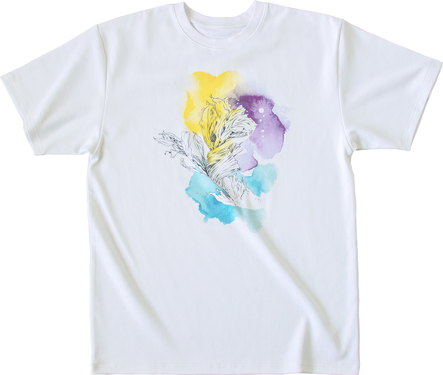 'French' リラックスフィット Tシャツ